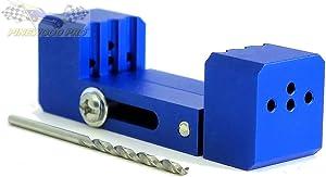 PRO Driller Tool - Straight Axle Holes - 2.5 Degree Axle Holes - Raised Wheel Hole