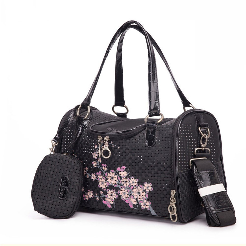 designer purse for carrying small dogs