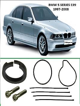 BMW Serie 5 E39 1997 - 2008 Suspensión de Aire Wabco Compresor De Anillo De Pistón (Kit de reparación: Amazon.es: Coche y moto