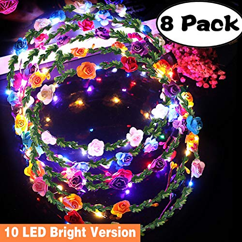 Led Flashing Flower Light in US - 2