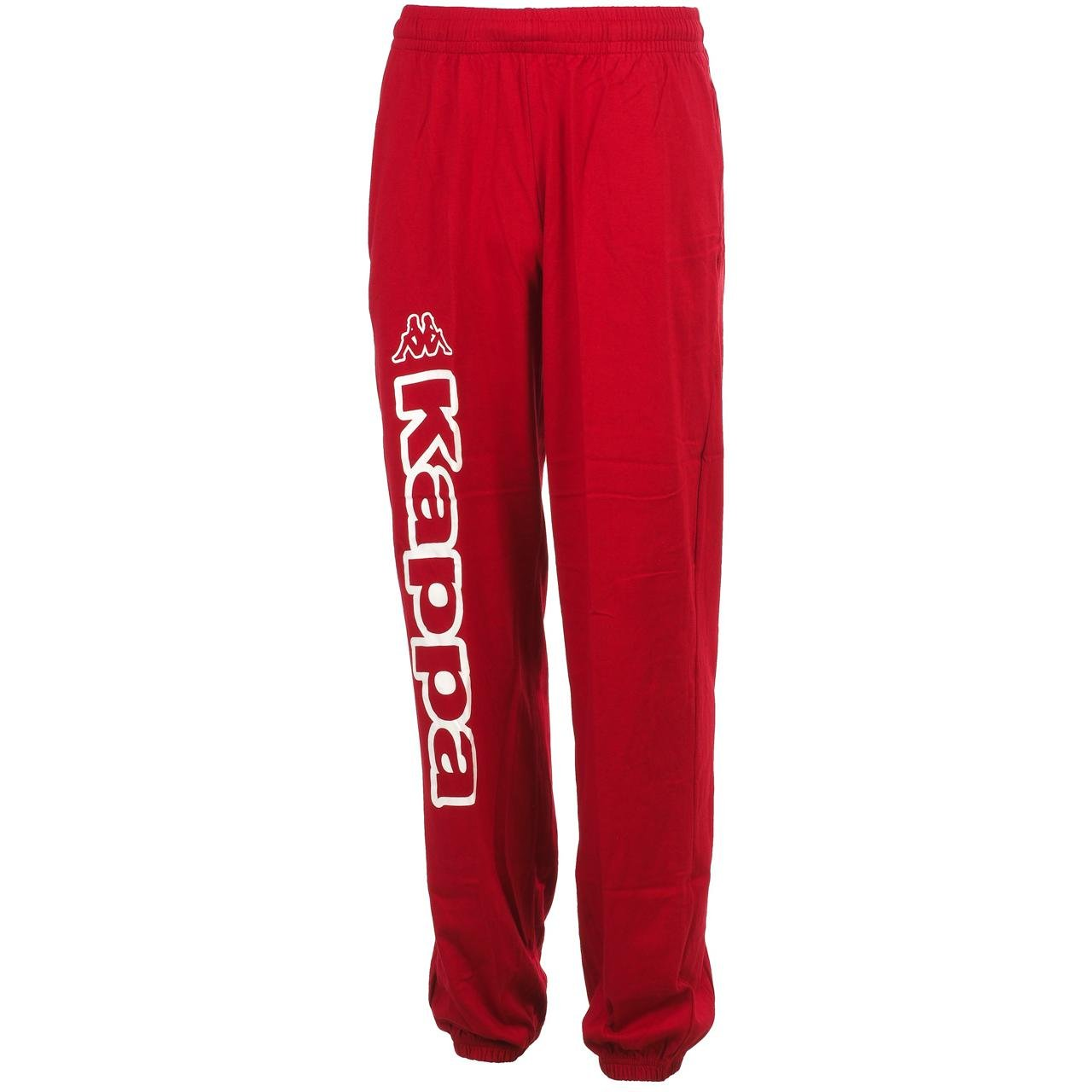 Kappa - costo rojo Pant survet - Pantalón de chándal, rojo, small ...