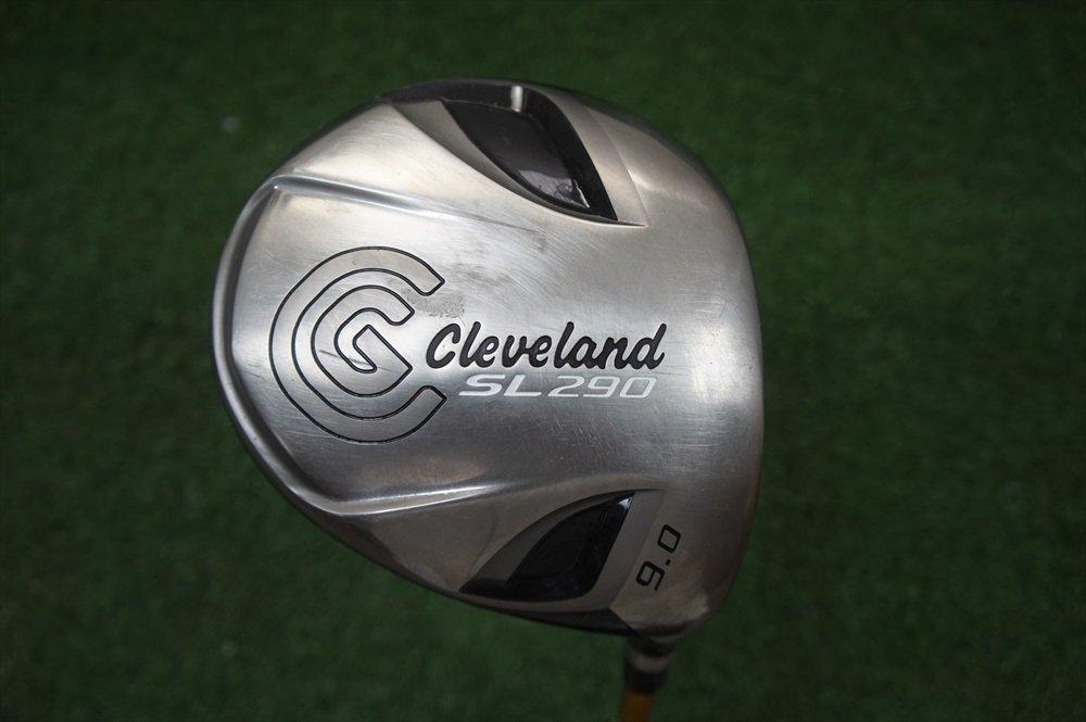 Cleveland Launcher SL 290 conductor diestros grafito rígido ...