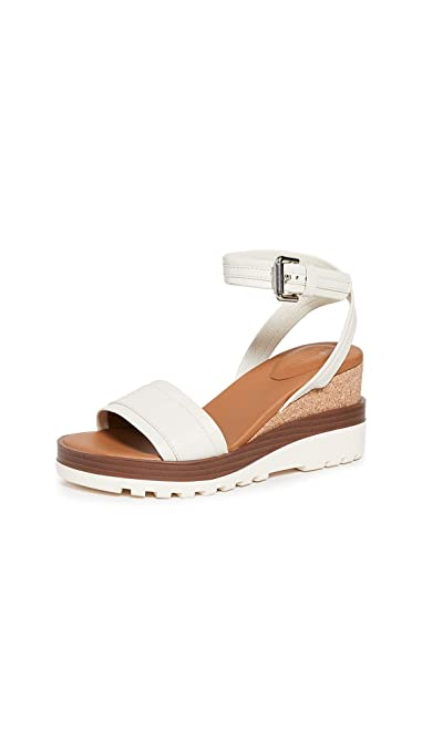 877387e3ba09 Amazon.com  See by Chloe Women s Robin Wedge Sandals  Shoes