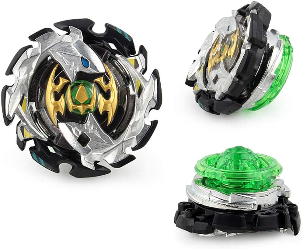 Rapidez Burst Spinning Top Toy Booster Emperor Forneus .0.Yr Super Z B-106 Gold