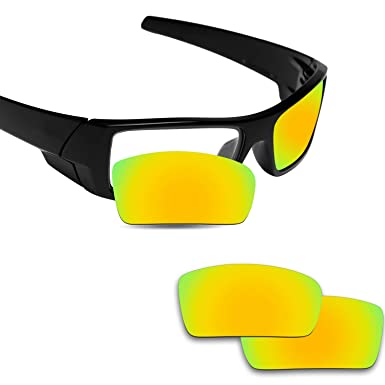 7018fe8aa9 Image Unavailable. Image not available for. Color  Fiskr Anti-saltwater Polarized  Lenses Compatible with Oakley Gascan ...