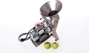 Electric Fruit Crusher ESE-055 – Apple Mill, Fruit Grinder, scratter, pulper
