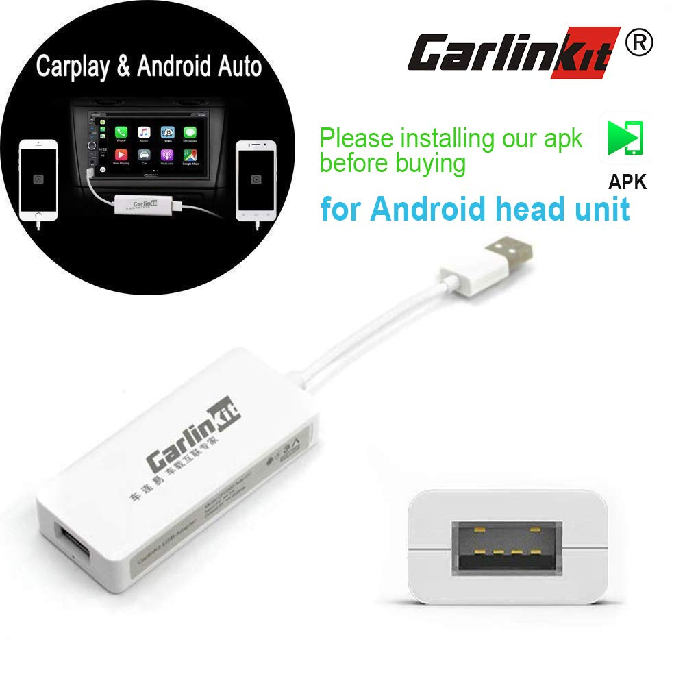 Carlinkit USB Car Play Dongle Electronics Cable Connector