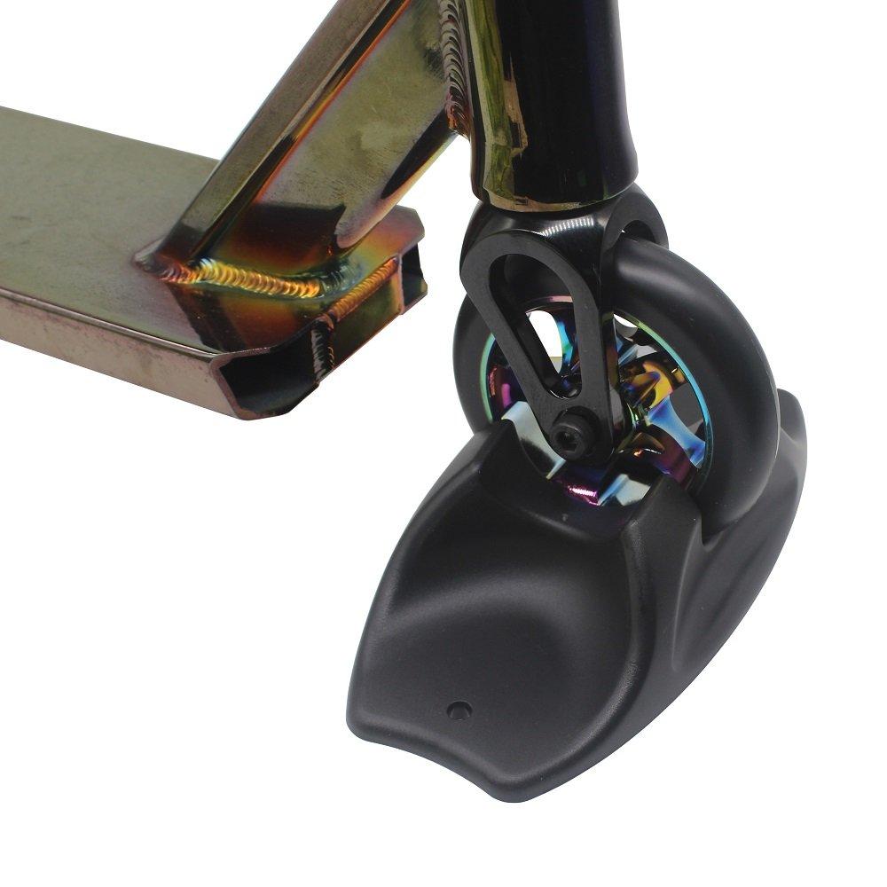 Imcool Trottinette Support Fit TBF/Fuzion/Vokul/Boldcube/Land Surfeur Scooter – antidérapant Motif pour Le Rangement et de Sécurité