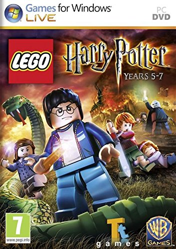 LEGO Harry Potter Years 5-7 (PC) (UK)