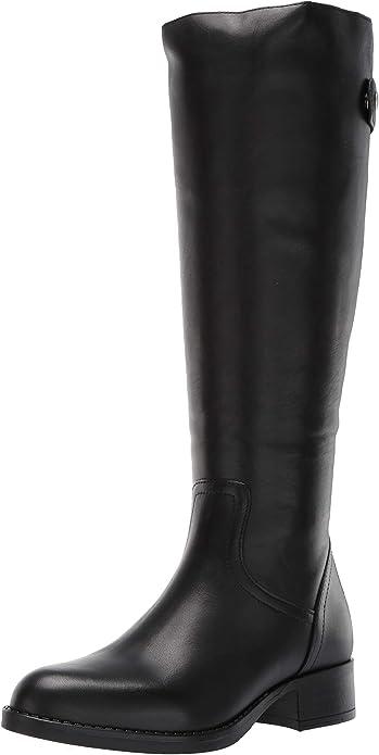 halcón Mutilar sombrero  Amazon.com | Steve Madden Womens Journal Riding Boots | Shoes