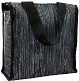 Marine Pearl Multipurpose Tote Lunch Bag Handbag For Adults Men Women Office Picnic Shopping Bag Large (GREY)
