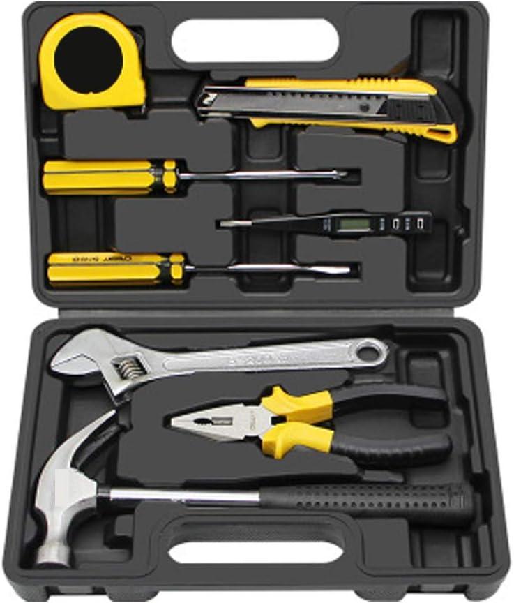 LXXL Household Manual Toolbox Household Combination Tools Machine Repair Tool Home Repair Tool Set Auto Repair Tool Set Home Repair Tool Set Bag Small Tool Kit