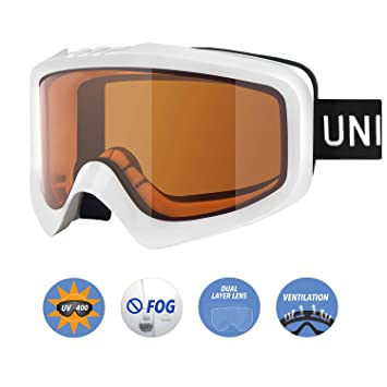 f027918aa73bf Unigear Lunettes de Ski