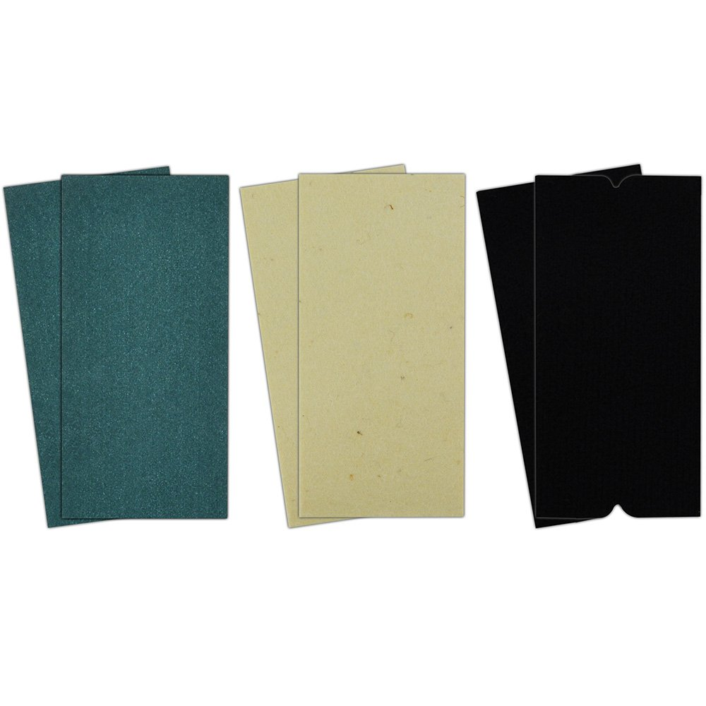 FOSHIO Car Wrap Application Kit include 4 Inch Film Squeegees, Wool squeegee, Vinyl Cutters, Tint Magnet holders, 3 Kinds of Squeegee Felts, Gloves by FOSHIO (Image #7)