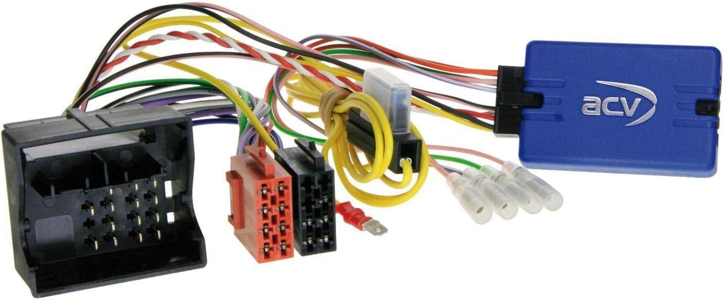 Einbauset Mit Lenkradadapter Für Din Autoradio In Bmw Elektronik