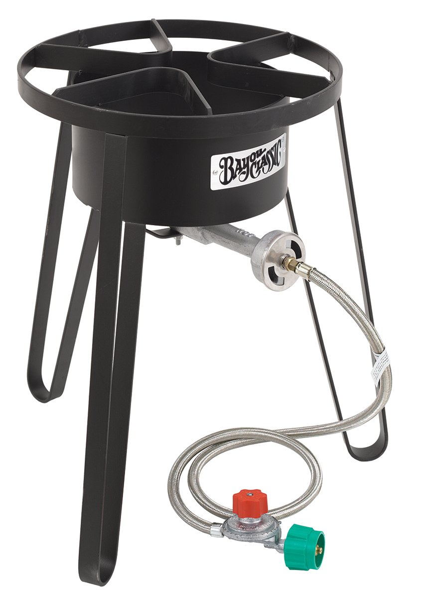 Bayou Classic SP50 Tall High-Pressure Outdoor Gas Cooker by Bayou Classic