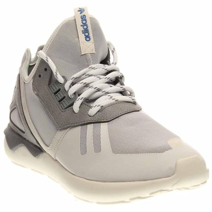adidas Tubular Sneakers Unisex Erwachsene Grau Weiß