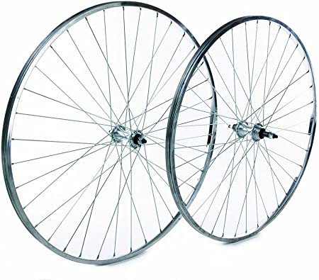 26 x 1.75 Inch Tru-build Wheels RGH809 Front Wheel Silver