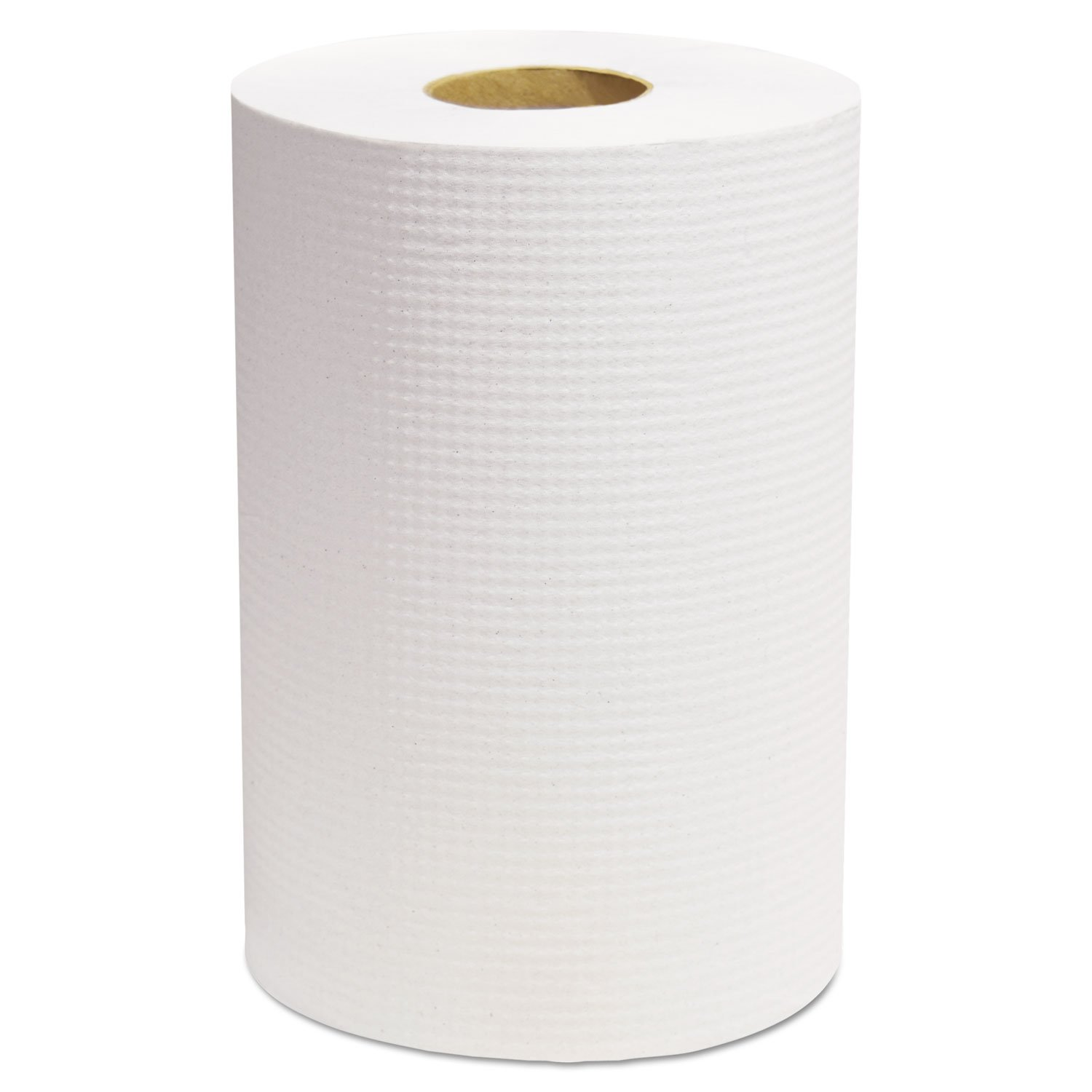 Cascades 1765 Decor Hardwound Roll Towels, 7 7/8'' x 350', White (Pack of 12) by Cascade