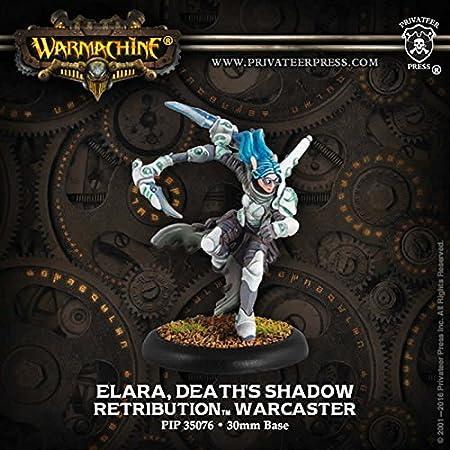 Garryth Eye of Vengeance Warcaster Warmachine