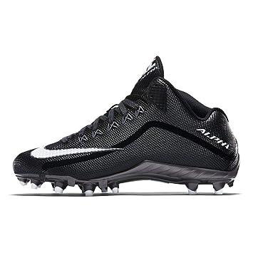 Nike Alpha Pro 2 34 TD American Footballschuhe schwarz Gr