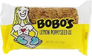 product image for Bobo's Oat Bars Lemon Poppyseed, 3 Ounce (Pack of 6)