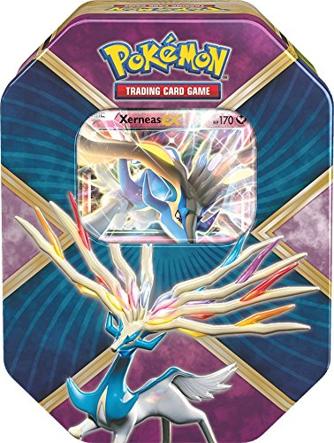 TCG: Shiny Kalos Tin