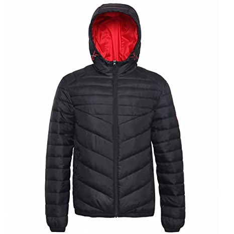 Rokka&Rolla Puffer Jacket for Men