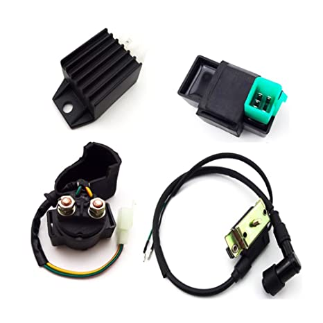 61UiXAxrcYL._SX466_ amazon com tc motor ignition coil cdi solenoid relay rectifier