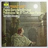 Franz Liszt: Piano Sonata in B Minor / Polonaise No. 2 / Don Juan Fantasy / Thomas Vasary