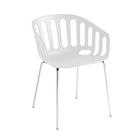 SedieinVetrina Gaber Silla Baloncesto Chair na Silla de diseño ...