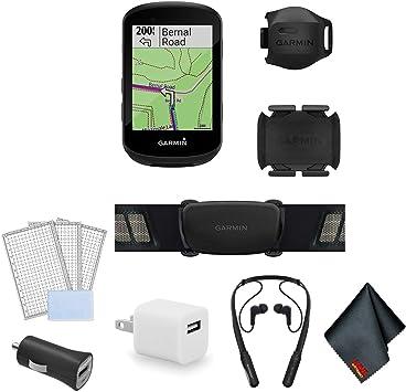 Garmin Edge 530 - Sensor GPS para Bicicleta y Ciclismo, Starter ...