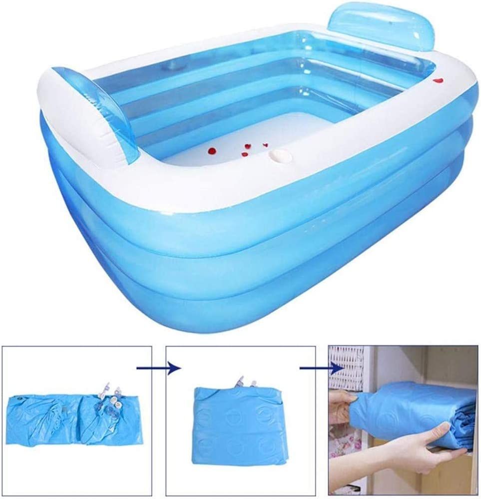 ghdonat.com kxry Family Inflatable Pool for Kids Adults,Backyard ...