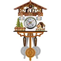 Zreal - Reloj de Madera con diseño