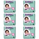 Bambo Nature Maxi Baby Diapers, Size 6, 132