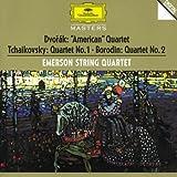 Dvorák, Tchaikovsky, Borodin: Quartets