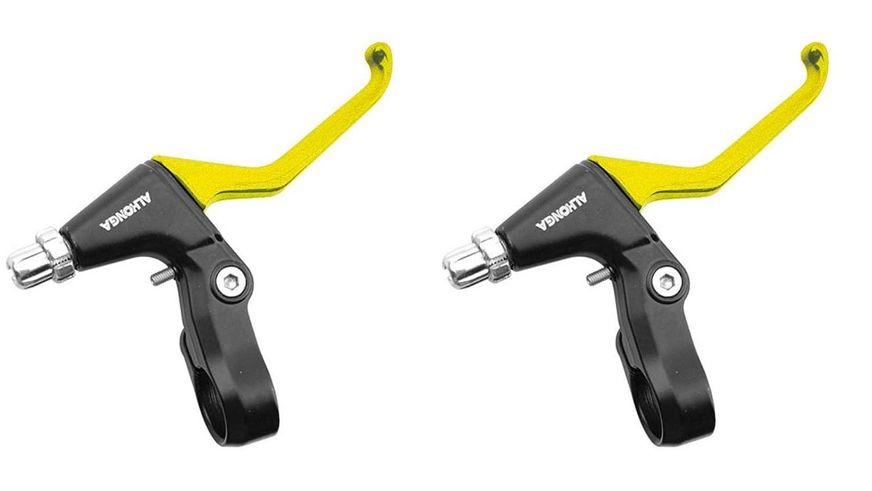 Everpert Fahrrad Handgriff Bremse Bremshebel Universal Handbremse Hebel Brake F/ür Mountain Bike Und Fahrrad