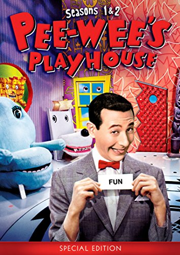 Pee-wee's Playhouse: Seasons 1 & 2 (Special Edition) (Pee Dvd Wees Playhouse)