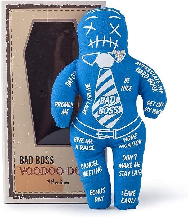 MyMealivos Personalized Revenge Voodoo Doll (Blue)