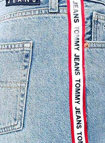 Femme Tommy Bleu Crop Girfriend Jeans q1w7Y6