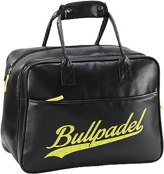 Bull padel BPB16002 - Bolsa, Color Negro, 41x30x18 cm: Amazon.es ...