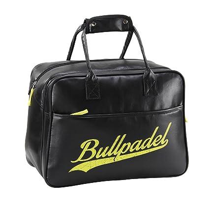 Bull padel BPB16002 - Bolsa, Color Negro, 41x30x18 cm ...