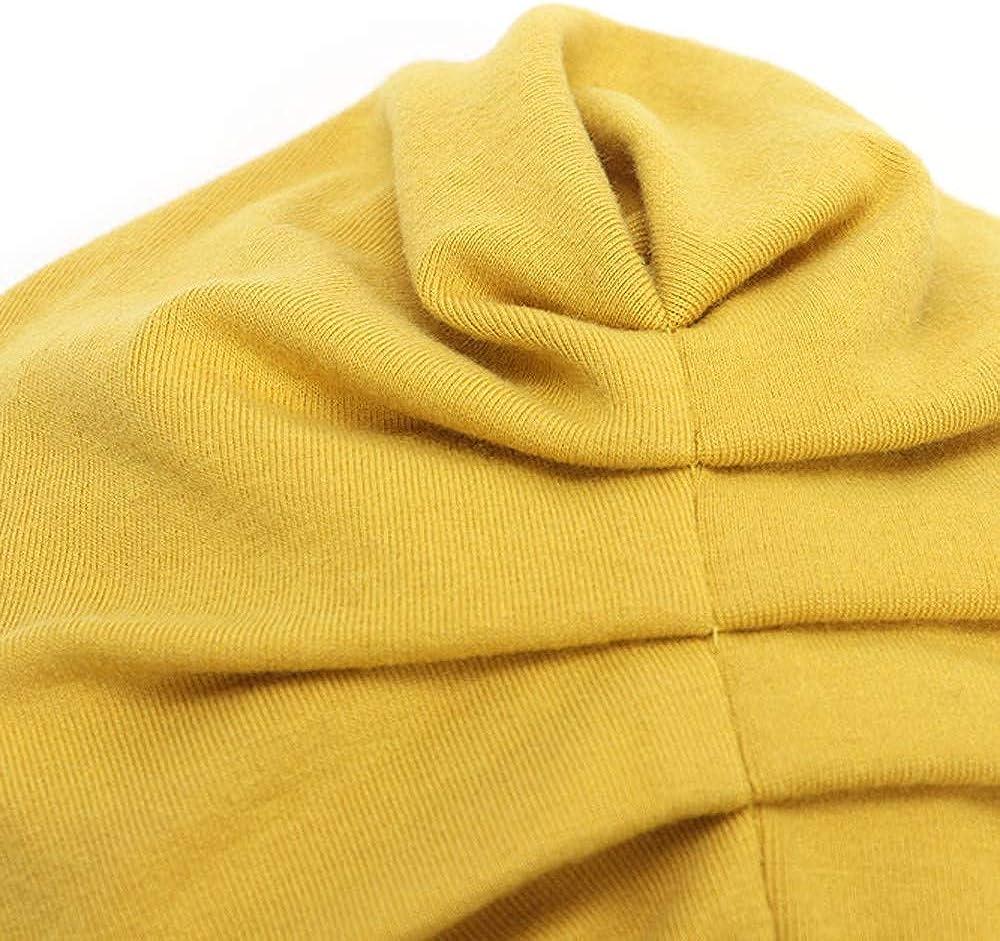 Zerototens Kids Cap 0-2 Years Old,Newborn Toddler Kids Baby Boy Girl Bowknot Solid Color Turban Beanie Hat Headwear Hat Sleep Cap
