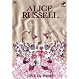 Alice Russell - Live in Paris [DVD]