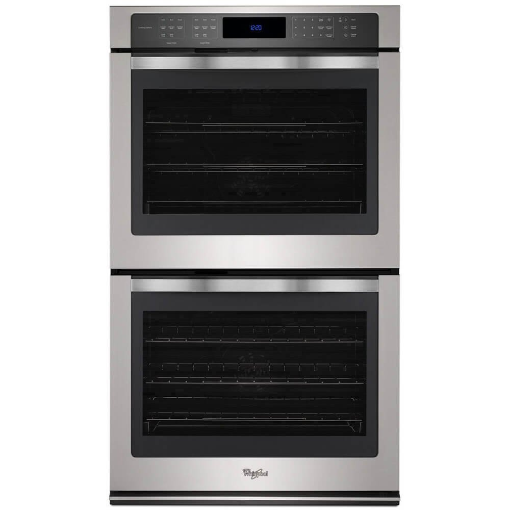 Whirlpool 10.0 Cu. Ft. Double Wall Oven With Digital Controls