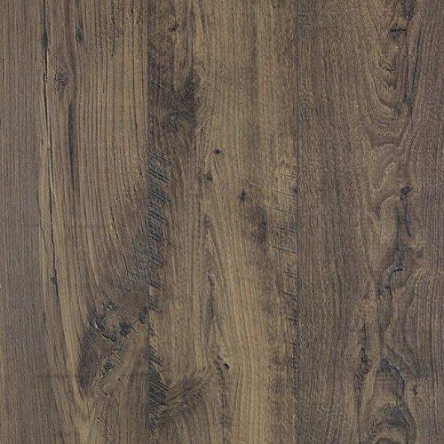 Mohawk Rare Vintage Knotted Chestnut 12mm Laminate Flooring CDL74-03 -