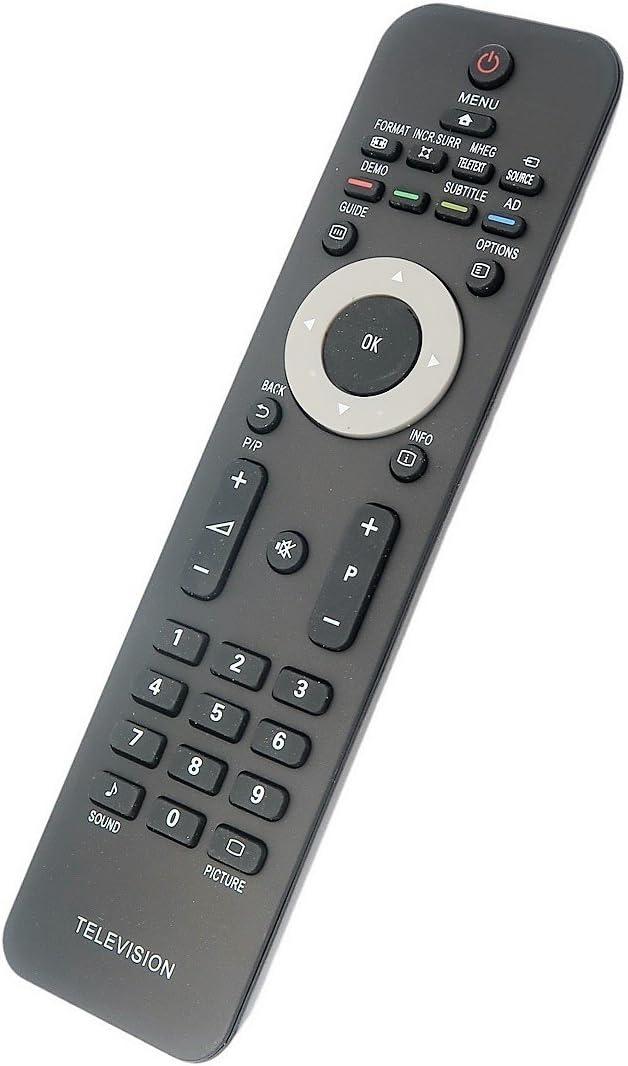 Mando a distancia de repuesto 242254902454 para Philips TV LCD ...