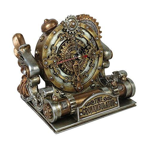 Alchemy Empire Steampunk Time Chronambulator Clock