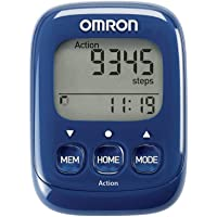 Omron Walking Style IV HJ-325-EB - Podómetro, contador