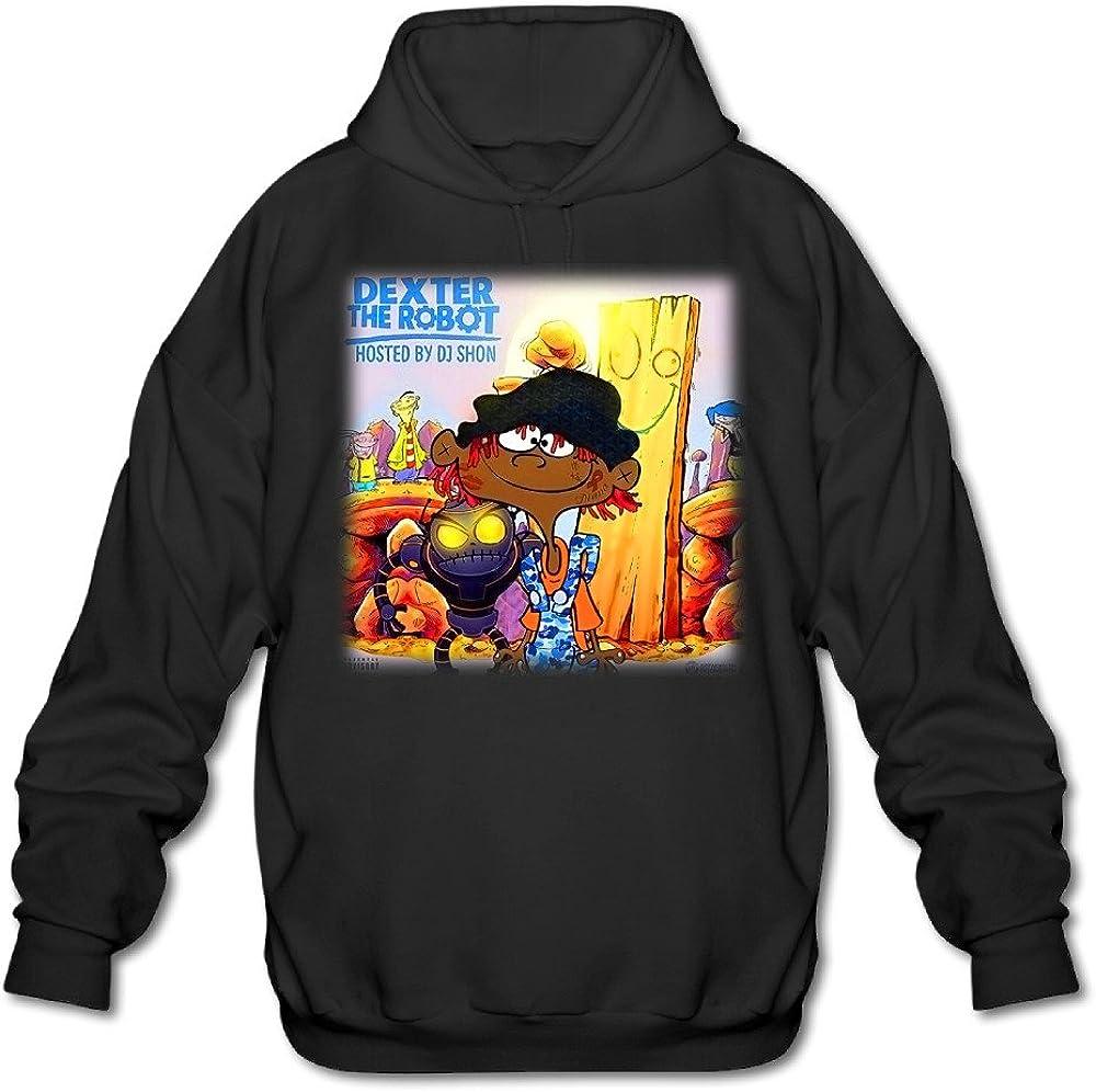Toddler New Mixtape Famous Dex Dexter The Robot Hooded Sweatshirt
